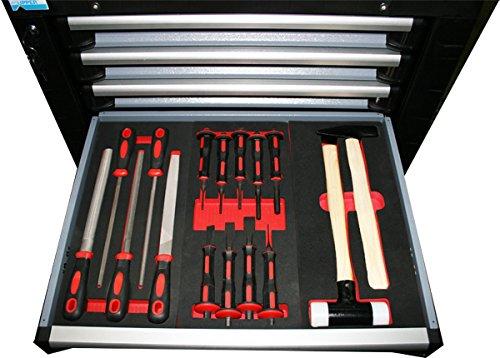 Küpper Werkzeugwagen befüllt - 5