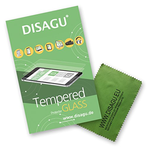 Galleria fotografica DISAGU Flessibile Tempered Glass per ASUS Zenfone 4 Max (ZC520KL) Protezione dello Schermo in Vetro temperato di 9H durezza (diapositiva ridotta)