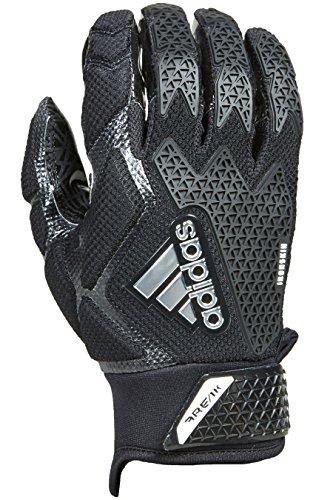 adidas Freak 3.0 American Football leicht gepolsterte Handschuhe - schwarz Gr. XL
