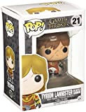 Funko Pop!- Lannister Vinyl: Game of Thrones: Tyrion in Battle Armour (3779)