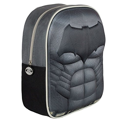 Batman 31 cm Suit 3d Junior Zaino