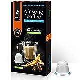 50 capsule Nespresso* - Caffè al Ginseng da Zuccherare
