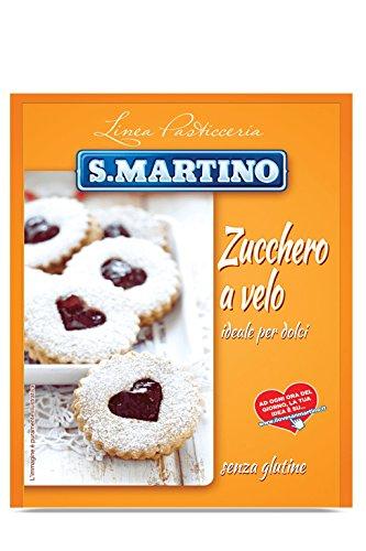 S.Martino - Zucchero a Velo Senza Glutine - Busta 125G