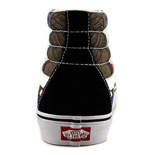 Reissue hi Wh free Sk8 Sneakers Vans Black Bird Sneaker true Herren tqvSwITt