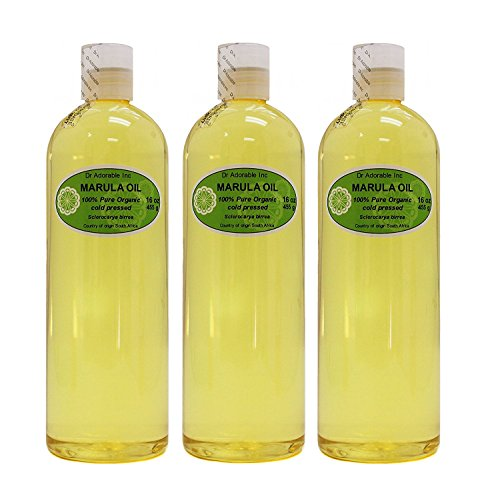 Aceite Marula transportista Dr. Adorable 100% puro