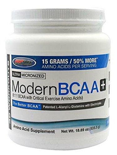 USPLabs - Modern BCAA + 8:1:1 Martix - Raspberry Lemonade - NET WT.: 535,5g Dose (Bcaa Modern Usp)
