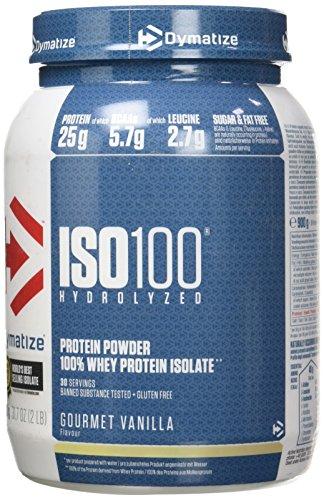 Dymatize ISO 100 Hydrolyzed Poudre d'Isolat de Protéines