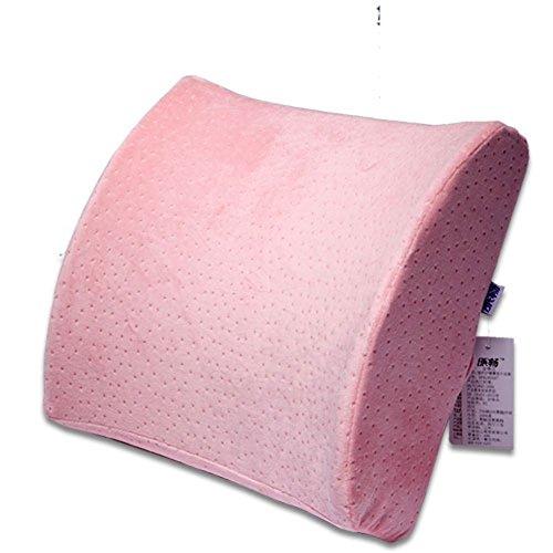 Office Chair cintura/Cuscino/ memory foam pad lombare/Cuscino lombare massaggia-C