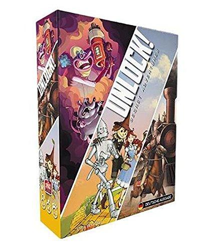 (Space Cowboys SCO0015 Unlock - Secret Adventures (Box 3)