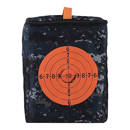 Tragbare Tasche für die Aufbewahrung von Zielbeuteln für Nerf Guns Darts N-Strike Elite