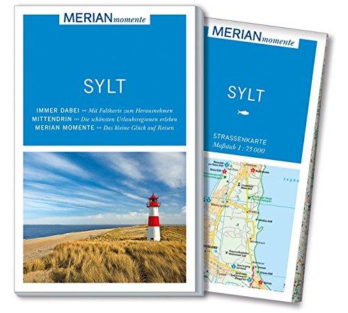 Preisvergleich Produktbild MERIAN momente Reiseführer Sylt: Mit Extra-Karte zum Herausnehmen