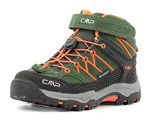 C.P.M. Rigel, Chaussures de Trekking et Randonn&EacuteE Mixte Adulte F953 (leaf)