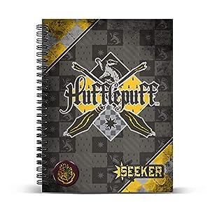 Harry POTTER-KM-38191 Libretas y Cuadernos, (Karactermania KM-38191)