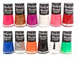 Best Color Nail Polishes - Makeup Mania Trendy Colors Nail Polish Enamel Combo Review