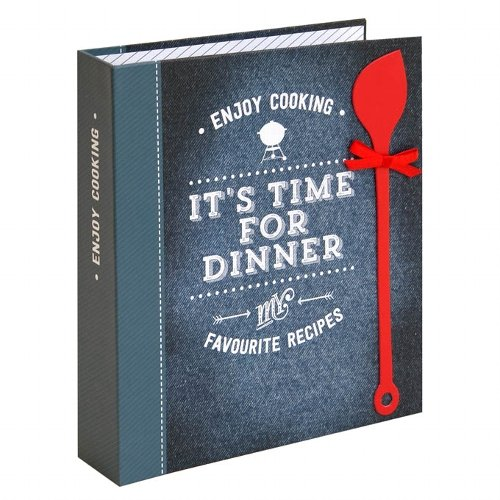 tbuch TIME FOR DINNER - DIN A5 ()