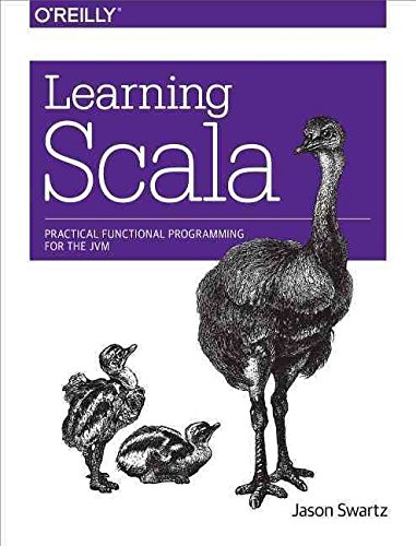 [(Learning Scala : Practical Functional Programming for the JVM)] [By (author) Jason Swartz] published on (February, 2015)