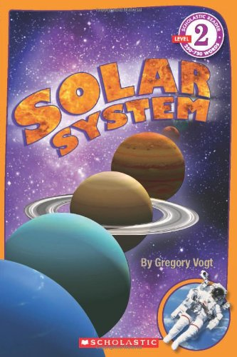 Solar System (Scholastic Readers Level 2)