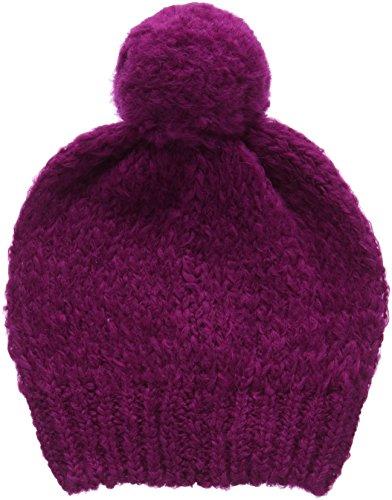 Benetton - Bobbole Hat, Cappello da sole da donna, rosa (pink), unica (Taglia produttore: unica)