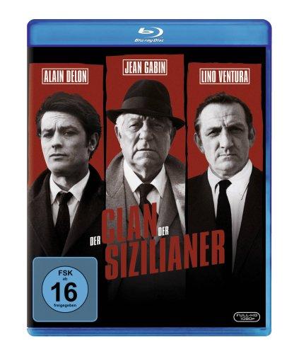 Bild von Der Clan der Sizilianer [Blu-ray]