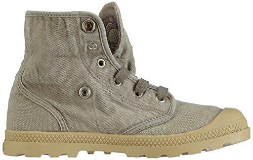 Lp 092 concrete Desert Baggy Palladium Damen Low Grau Boots putty gwTqzEax