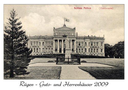 Rügen Guts- und Herrenhäuser 2009