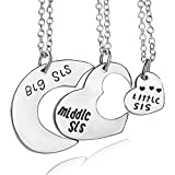 Sister Necklaces - Best Reviews Guide