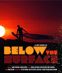 Below The Surface Blu-ray - Windsurfing Movie