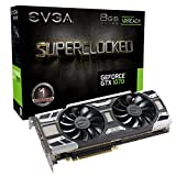 EVGA GeForce GTX 1070 SC GAMING ACX 3.0, 8GB GDDR5, LED, DX12 OSD SUPPORT (PXOC) Grafikkarte 08G-P4-6173-KR