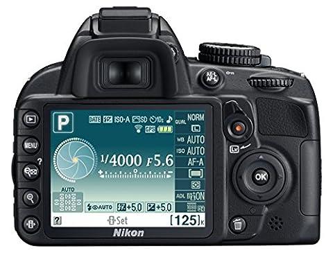 2 x Slabo Displayschutzfolie Nikon D3100 Displayschutz Schutzfolie Folie