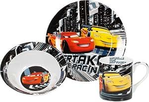 United Labels 116500 - Frühstücksset Cars