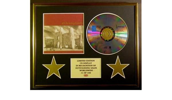 U2//CD Display//Edizione Limitata//caff/è//Il Fuoco Inforgiabile