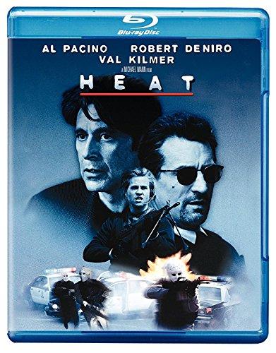 Heat  Blu-ray   1995   Region Free