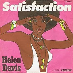 Helen Davis - Satisfaction - Carrere - 2044 104