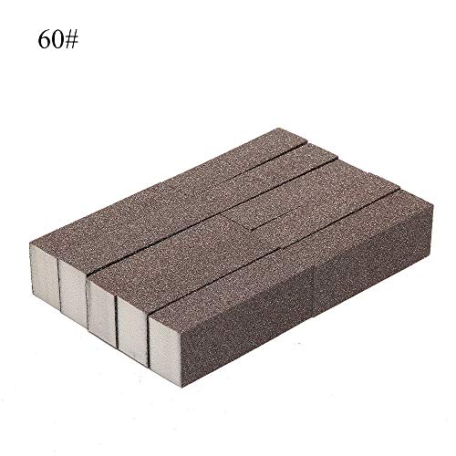 10PC Nail Shiner Buffing Block Buffing Block Ponçage De Fichier Remover Ongle Art Outil