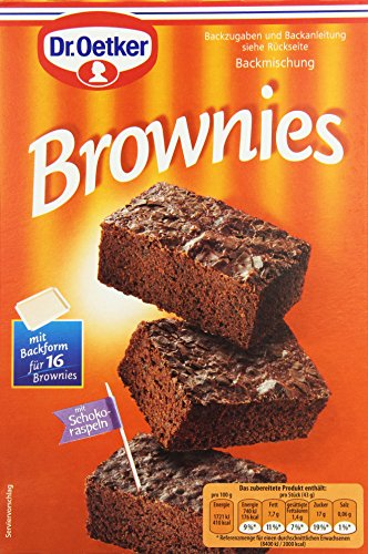 Dr. Oetker Brownies, 456 g