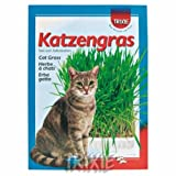 Trixie TX 4235 - Cat Grass Bowl, 100gr