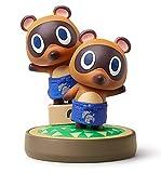 amiibo Mamekichi & Tsubukichi (Animal Crossing) Japan import. by Nintendo