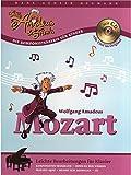 Hans-Günter Heumann: Little Amadeus Und Friends - Wolfgang Amadeus Mozart. Für Klavier