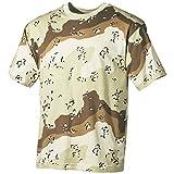 MFH T-Shirt – 6-Color-Desert – Größe wählbar