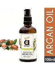 Anveya Pure Moroccan Argan Oil Cold Pressed Organic 100ml f