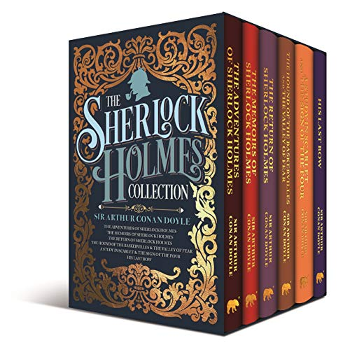 The Sherlock Holmes Collection (Box Set)