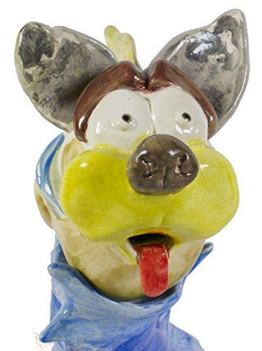 mario-escultura-de-ceramica-en-forma-de-pez-perro-fantastico-surrealista-cachorro-de-perro-con-cuerp