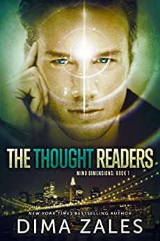 The Thought Readers (Mind Dimensions Book 1) by [Zales, Dima, Zaires, Anna]