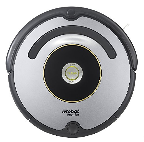 iRobot Roomba 615 - Robot vacuum cleaner for hard floors and carpets, Dirt Detect technology, Cleaning system 3 phase