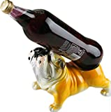 British Bulldog Novelty Dog Wine Bottle Drinks Holder Ornament