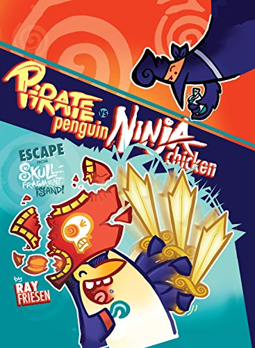 Pirate Penguin vs. Ninja Chicken Vol. 2: Escape From Skull ...