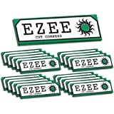 20 x BOOKS 1000 SHEETS MEDIUM GREEN STANDARD EZEE RIZLA ROLLING CIGARETTE PAPER
