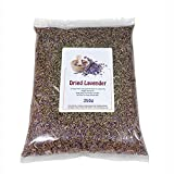 Dried Lavender - Aromatic 250g Premium Quality - Food Grade - Herbal Tea