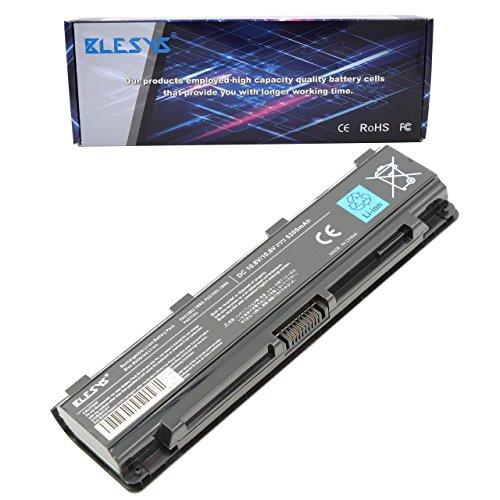 BLESYS 5200mAh Toshiba PA5109U-1BRS batterie PA5108U-1BRS PA5110U-1BRS batterie d'ordinateur portable de remplacement pour Toshiba Satellite C40 C45 C50 C50 C50D C55D C55D C55T C70 C75DT C805