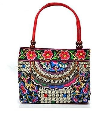 Lanna Siam , Pochette pour femme Multicolore multi color